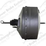 Power Brake Boosters - 80271 Side View