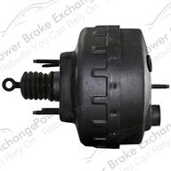 Power Brake Boosters - 80286 Side View