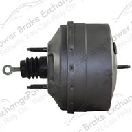 Power Brake Boosters - 80293 Side View