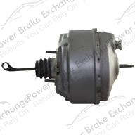 Power Brake Boosters - 80320 Side View