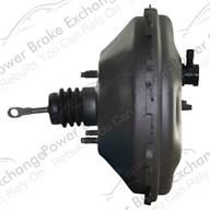 Power Brake Boosters - 80321 Side View