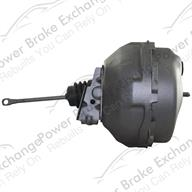 Power Brake Boosters - 80329 Side View