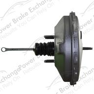 Power Brake Boosters - 80335 Side View