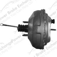 Power Brake Boosters - 80336 Side View