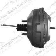 Power Brake Boosters - 80337 Side View