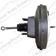 Power Brake Boosters - 80350 Side View