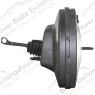 Power Brake Boosters - 80354 Side View