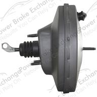 Power Brake Boosters - 80366 Side View