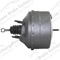 Power Brake Boosters - 80373 Side View