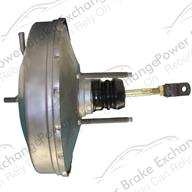Power Brake Boosters - 80380 Side View