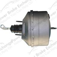Power Brake Boosters - 80383 Side View