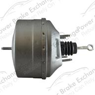 Power Brake Boosters - 80389 Side View