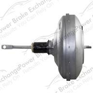 Power Brake Boosters - 80403 Side View