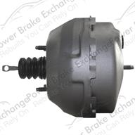 Power Brake Boosters - 80417 Side View