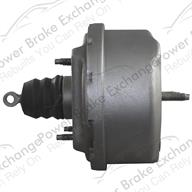 Power Brake Boosters - 80444 Side View