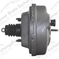 Power Brake Boosters - 80449 Side View
