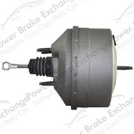 Power Brake Boosters - 80457 Side View