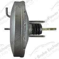 Power Brake Boosters - 80462 Side View