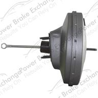 Power Brake Boosters - 80630 Side View