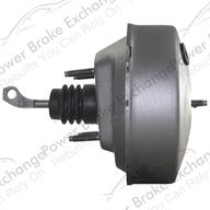 Power Brake Boosters - 80692 Side View