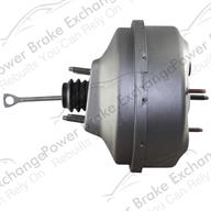 Power Brake Boosters - 81017 Side View