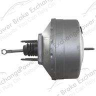 Power Brake Boosters - 81026 Side View