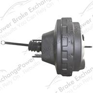 Power Brake Boosters - 81045 Side View