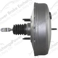Power Brake Boosters - 81091 Side View