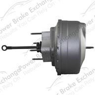 Power Brake Boosters - 81143 Side View