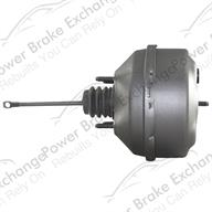 Power Brake Boosters - 81149 Side View