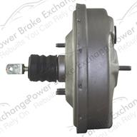 Power Brake Boosters - 88043 Side View