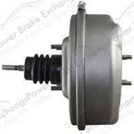 Power Brake Boosters - 88108 Side View