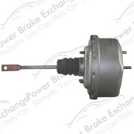 Power Brake Boosters - 88109 Side View