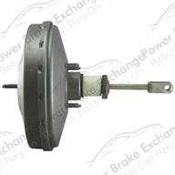 Power Brake Boosters - 88118 Side View