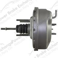 Power Brake Boosters - 88128 Side View