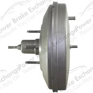 Power Brake Boosters - 88136 Side View