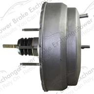 Power Brake Boosters - 88137 Side View