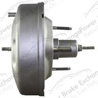 Power Brake Boosters - 88162 Side View