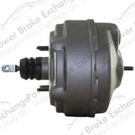 Power Brake Boosters - 88165 Side View
