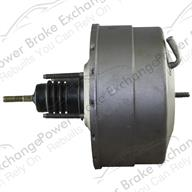Power Brake Boosters - 88185 Side View