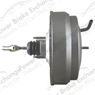 Power Brake Boosters - 88306 Side View