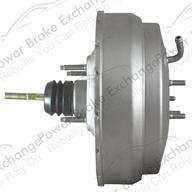 Power Brake Boosters - 88376 Side View