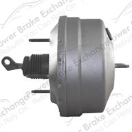 Power Brake Boosters - 81082 Side View