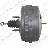 Power Brake Boosters - 81122 Side View