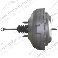 Power Brake Boosters - 80531 Side View