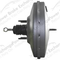 Power Brake Boosters - 80745 Side View