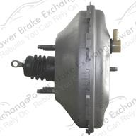 Power Brake Boosters - 80701 Side View