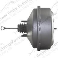 Power Brake Boosters - 80602 Side View