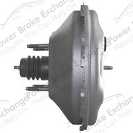 Power Brake Boosters - 80478 Side View