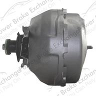 Power Brake Boosters - 80341 Side View